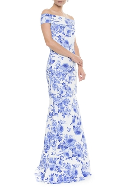 Vestido Fleur Ombro