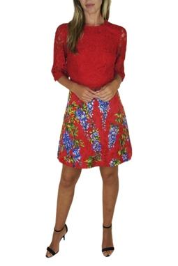 Vestido Floral - BMD 10246
