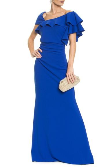 Vestido Florence Badgley Mischka