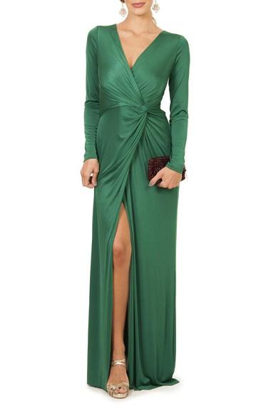 Vestido Floresta Iodice