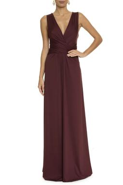 Vestido Francis Purple - DG40/42