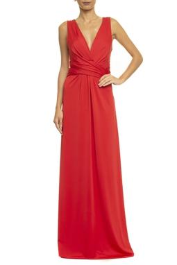 Vestido Francis Red - DG14792