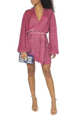 Vestido Gabrielle Robe Pastel Pink