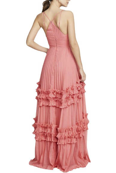 Vestido Arantes Halston Heritage