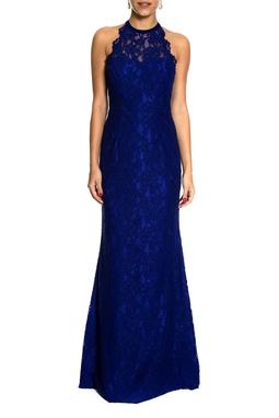 Vestido Georgea azul