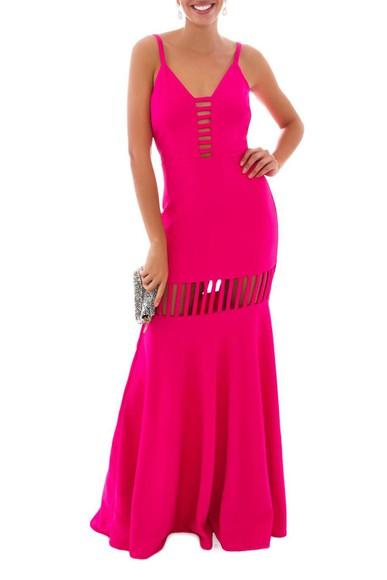 Vestido Georgiana Pink L'Atelie