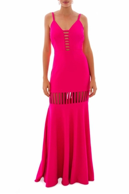 Vestido Georgiana Pink