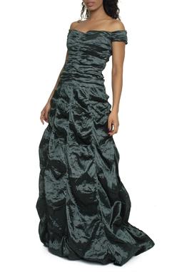 Vestido Gina Verde CLM