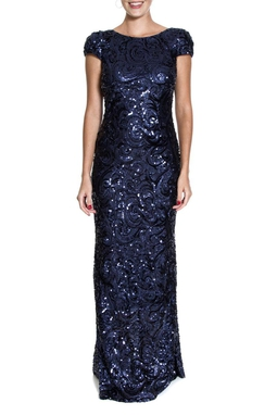 Vestido Gisele Blue - DG38/42