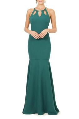 Vestido Gota Green