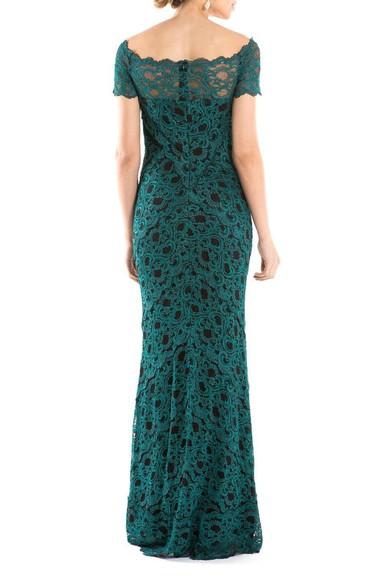 Vestido Green Lace - DG36/38/40 Nicole Miller