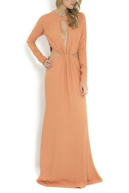 Vestido Hazel Orange PL