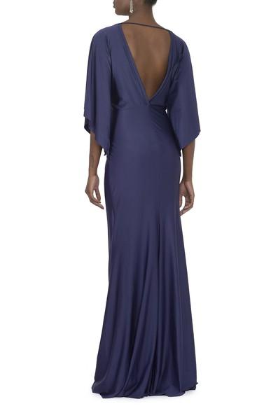 Vestido Holtz Blue Maddie