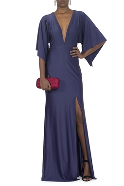 Vestido Holtz Blue -DG13350