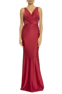 Vestido Humble Red - DG14235