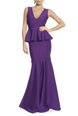 Vestido Ilze Purple - DG13197