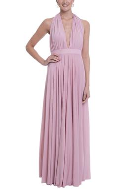Vestido Infinity Rosa CLM