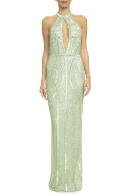 Vestido Jamile Light Green - DG14576