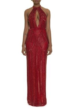 Vestido Jamile Red
