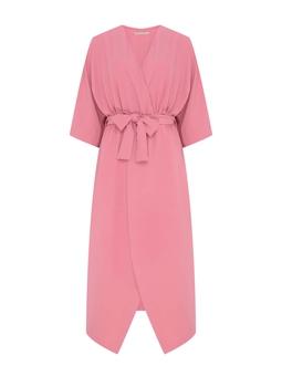 Vestido Japonesa Era - rosa Gaia  USTL