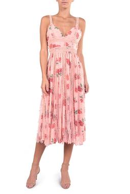 Vestido Jardim Rose - DG13302