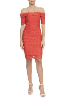 Vestido Jelly Red - DG13764