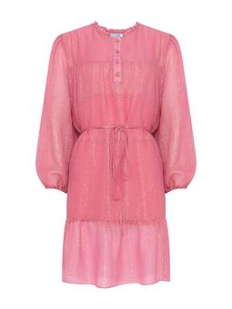 Vestido Jeri - Pink Lipstick USTL