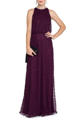 Vestido June Purple