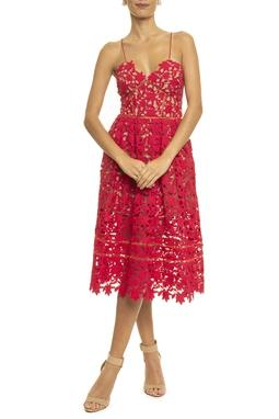 Vestido Kanvas Red