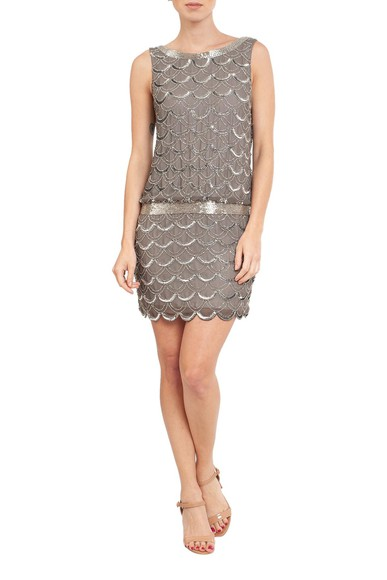Vestido Karpa Grey Basic Collection