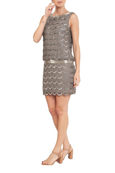 Vestido Karpa Grey Basic Collection