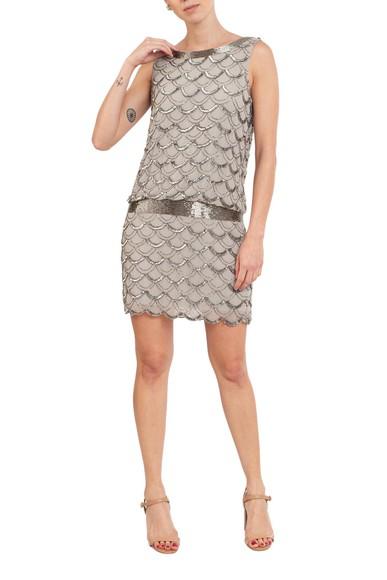 Vestido Karpa Silver Basic Collection