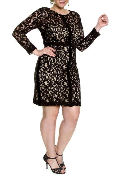 Vestido Kate Renda Iodice