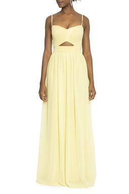 Vestido Lacrux Yellow