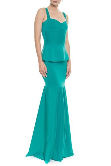 Vestido Lafaiete Esmeralda Jodri