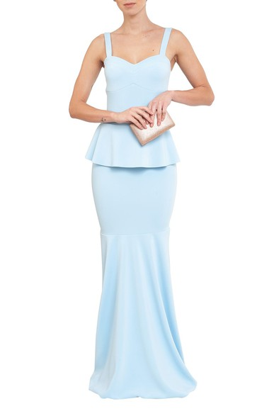 Vestido Lafaiete Light Blue Jodri