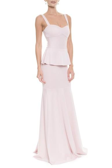 Vestido Lafaiete Rose Jodri