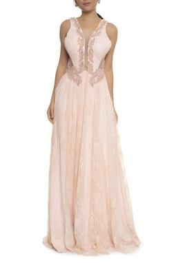 Vestido Lais Rosa DMU - DG17231