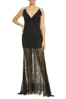 Vestido Lakian Black
