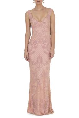 Vestido Leonora Pink