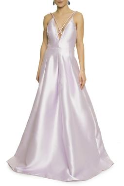 Vestido Lilás Estruturado - DG17622