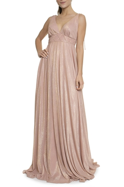 Vestido Lira Brilhante - DG13222