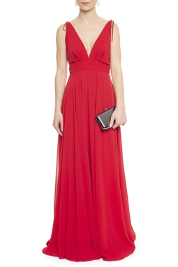 Vestido Lira Red