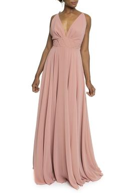 Vestido Lira Rose