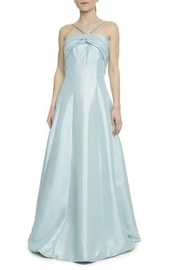 Vestido Longo Azul - DG17920