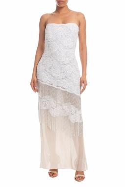 Vestido Longo Branco - DG18312