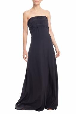 Vestido Longo Preto - DG18309