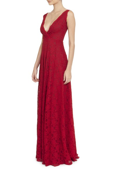 Vestido Lovebug Red Anamaria Couture