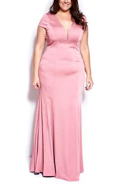 Vestido Luciana PL - DG16835