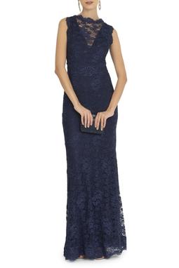 Vestido Lucina Blue - DG14130